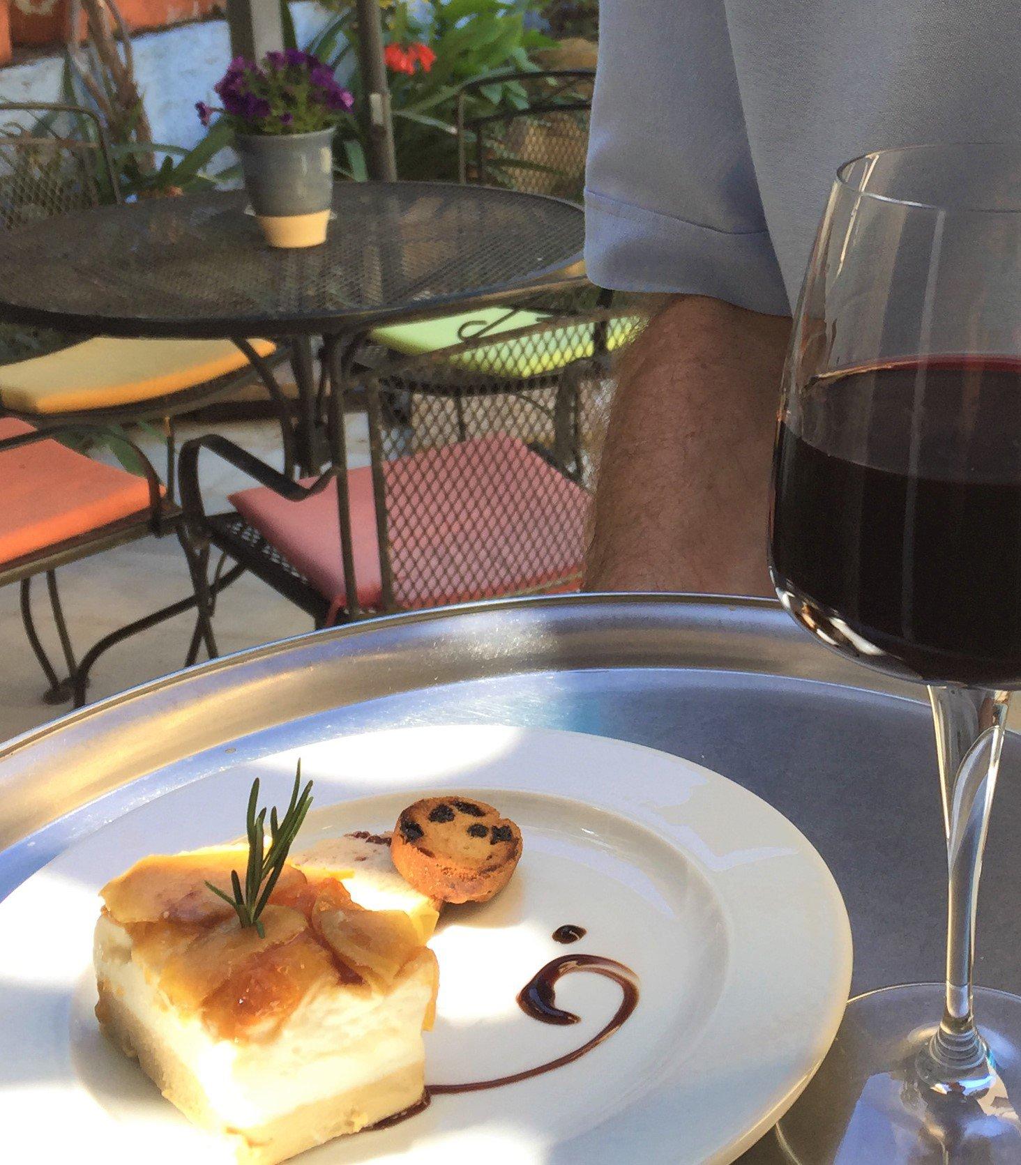 tapa foie restaurante tikar