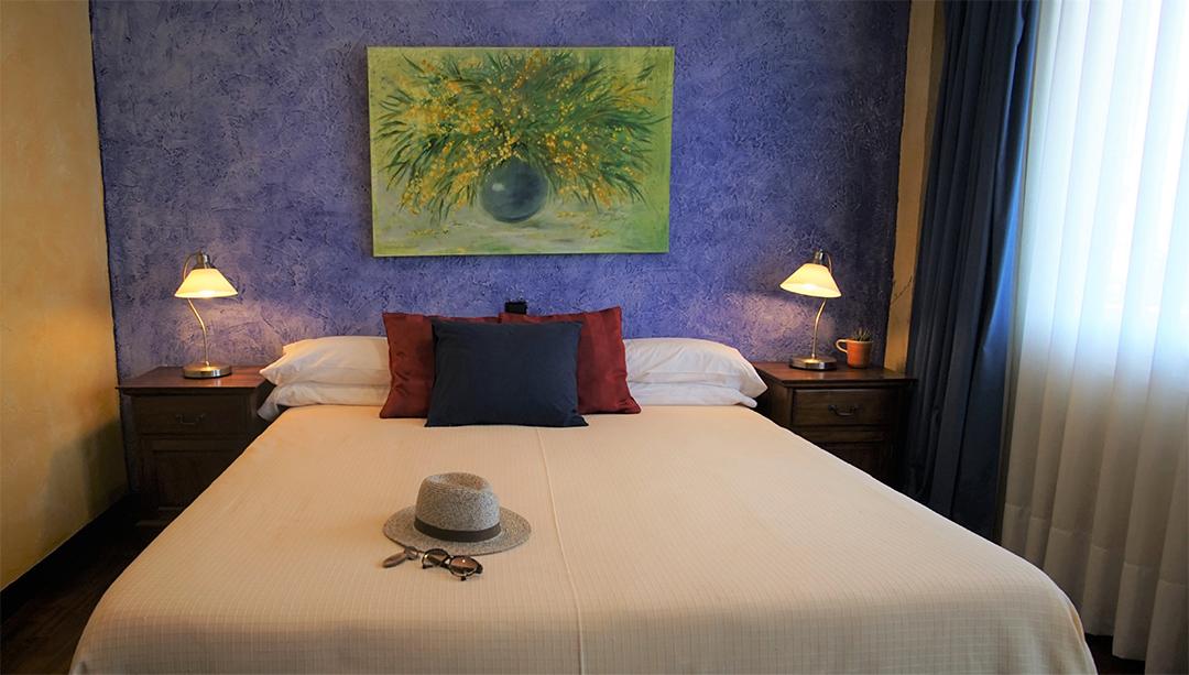 suit superior hotel tikar garrucha